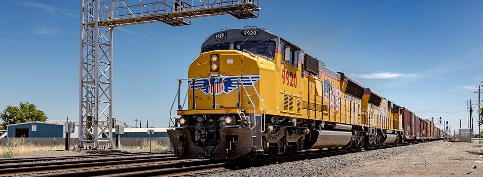 Union Pacific - Custom Software Development Case Study - Transportation