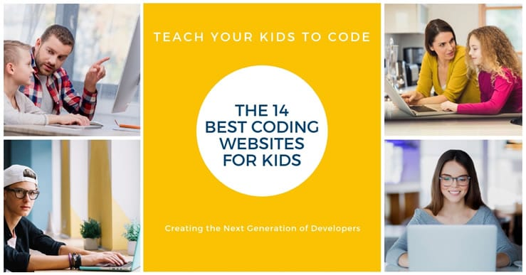 Teach Your Kids to Code: The 14 Best Coding Websites for Kids