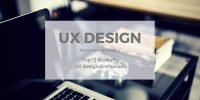 UX design recommended reading list