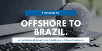 7 reasons to offshore to brazil